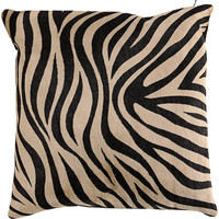 "Zebra 16"" Cushion"