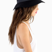 Fleeting Fedora $28