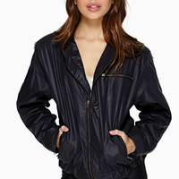Zip It Bomber Jacket