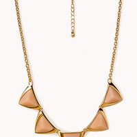 Future Triangle Necklace