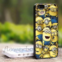 iPhone 5 Case, iPhone 4 Case, iPhone 4s Case, Samsung Galaxy S4, Samsung Galaxy S3, Samsung note 2 -Despicable-me