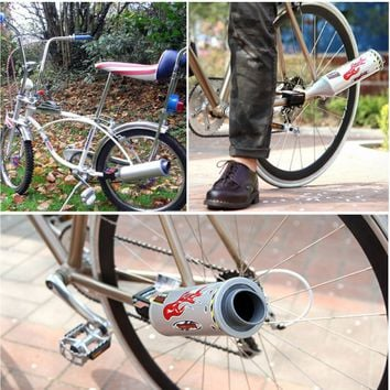 Bicycle Exhaust System