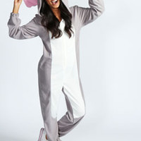 Eliza Elephant Animal Onesuit