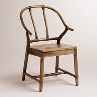 NATURAL BOWEN WISHBONE CHAIR