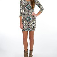 Billabong In Stone Body Con Dress