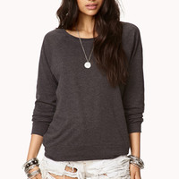 Basic Raglan Top