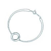 Tiffany & Co. - Tiffany 1837™ circle bracelet in sterling silver, large.