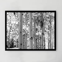 Framed Print - Trees