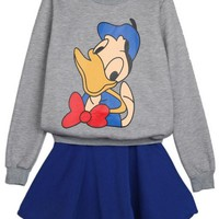 Cartoon Fleece Suits