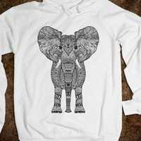 CoSy WaRm *** AZTEC ELEPHANT HOODIE *** from Skreened !!!! Get it now for Christmas !!! Hurry up!