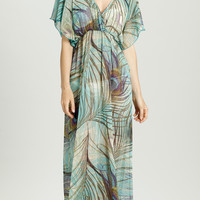 Demeter Maxi Dress - DR-958