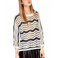 Heavy Metal Knit