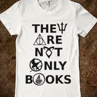 They Are Not Only Books (Fandom)