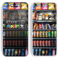 The Vending Machine Skin for the Apple iPhone 5c copy