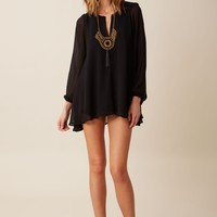 JAMIE LONG SLEEVE TUNIC