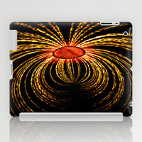 COSMIC SPIDER iPad Case by catspaws