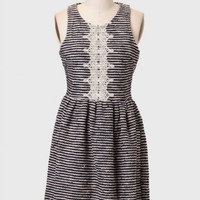 Penny Weight Striped Dress