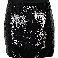 Diana Sequin Mini Skirt