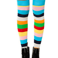 The School Pride Knee High Happy Socks