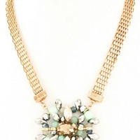 Botanical Enchantment Necklace
