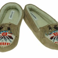 Steve Madden Women's Moccasin Slipper