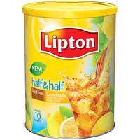 Walmart: Lipton Half & Half Lemonade Iced Tea Mix, 24.34 oz