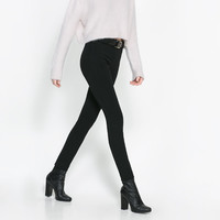 HIGH WAIST STUDIO LEGGINGS