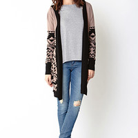 Desert Cool Cardigan w/ Belt