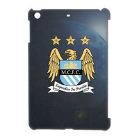 Manchester City logo iPad Mini Cases, M.C.F.C.iPad Mini Cover