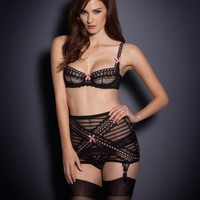 Autumn Winter 2013 by Agent Provocateur - Krystalana Roll On