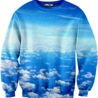 ☮♡ Clouds Sweater ✞☆