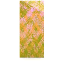 Kess InHouse Marianna Tankelevich Fuzzy Feeling Aluminum Floating Art Panels, 9 by 21-Inch