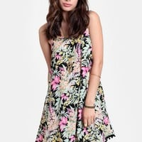 Panama Dreams Printed Dress