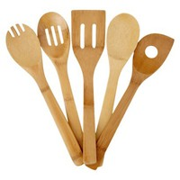 Good Cook Bamboo Tool Set - 5 piece
