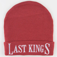 LAST KINGS Pharaoh Beanie