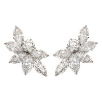 Glamorous Diamond Earrings