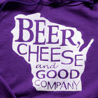 Purple BC&GC Sweatshirt