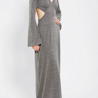Ecote Mesa Cutout Maxi Dress - Urban Outfitters