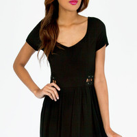 Sew Laced Sally Dress $33