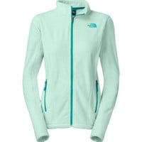The North Face Women's Helata Full Zip Fleece Jacket