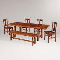 HUDSON 6-PIECE DINING SET