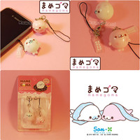 Mamegoma Cell Phone Charms - Kawaii Land