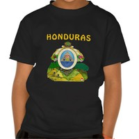 Honduras Coat Of Arms
