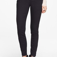 Jolt High Waist Skinny Jeans (Black) (Juniors) | Nordstrom