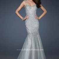 La Femme 18156 Formal Dress Gown