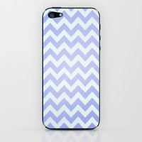 Twilight Chevron iPhone & iPod Skin by Ann B.