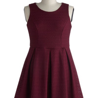 Let's Ricrac and Roll Dress | Mod Retro Vintage Dresses | ModCloth.com