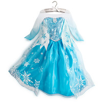 Elsa Costume for Girls - Frozen