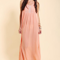 MINKPINK Cross My Heart Cover-Up Dress - Urban Outfitters