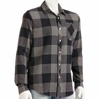 Zoo York Brooklyn Buff Flannel Button-Down Shirt - Men